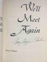 WE'LL MEET AGAIN. by Clark, Mary Higgins (1927-2020)
