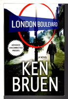 LONDON BOULEVARD. by Bruen, Ken.