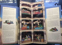 CASTLE: Medieval Days and Knights. by Sabuda, Robert and Matthew Reinhart; text by Kyle Olmon; illustrated by Tracy Sabin,