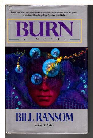 BURN. by Ransom, Bill.