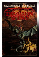 DRAGON WING: The Death Gate Cycle, Volume 1. by Weis, Margaret and Hickman, Tracy.