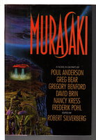 MURASAKI: A Novel in Six Parts. by Silverberg, Robert, editor.