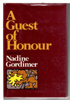 A GUEST OF HONOUR. by Gordimer, Nadine.