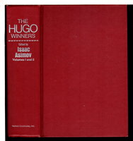 THE HUGO WINNERS (Volumes One and Two). by [Anthology Asimov, Isaac, editor. Anderson, Poul; Clarke, Arthur C.; Farmer, Philip Jose; Silverberg, Robert; Vance, Jack and others contributors.