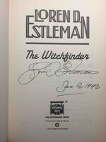 THE WITCHFINDER. by Estleman, Loren D.