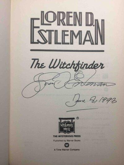 THE WITCHFINDER. by Estleman, Loren D.