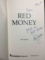 RED MONEY. by Janson, Ron