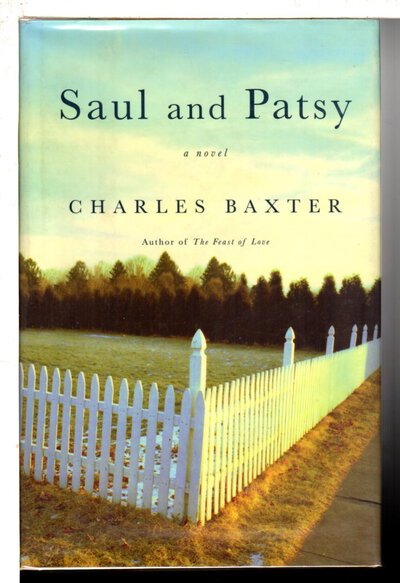 SAUL AND PATSY. by Baxter, Charles.