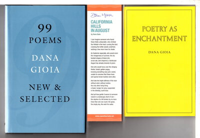 99 POEMS: New & Selected. by Gioia, Dana.