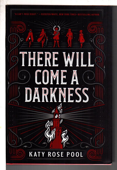 THERE WILL COME A DARKNESS: The Age of Darkness. by Pool, Katy Rose