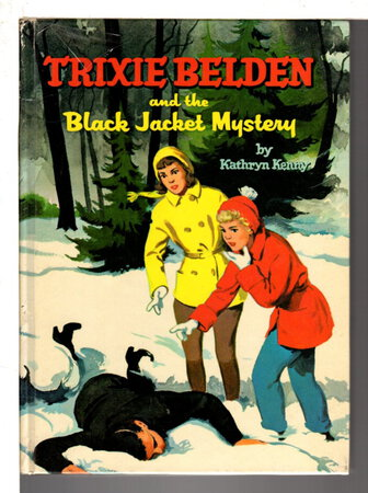 TRIXIE BELDEN and the BLACK JACKET MYSTERY, #8. by Kenny, Kathryn