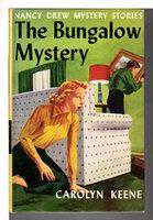 THE BUNGALOW MYSTERY: Nancy Drew Mystery Stories #3. by Keene, Carolyn.