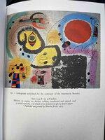MIRO LITHOGRAPHS II. by Miro, Joan; preface by Raymond Queneau.
