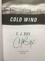 COLD WIND. by Box, C. J.