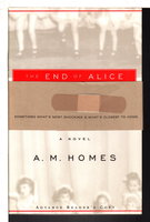 THE END OF ALICE. by Homes, A. M.