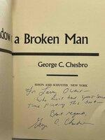SHADOW OF A BROKEN MAN. by Chesbro, George C.