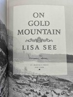 ON GOLD MOUNTAIN, the One-Hundred-Year Odyssey of a Chinese-American Family. by See, Lisa