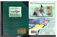 ENCYCLOPEDIA PREHISTORICA: SHARKS AND OTHER SEA MONSTERS. by Sabuda, Robert and Matthew Reinhart,