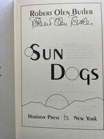 SUN DOGS by Butler, Robert Olen