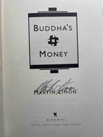 BUDDHA'S MONEY by Limon, Martin
