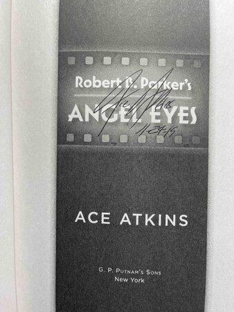 Robert B. Parker's ANGEL EYES. by Atkins, Ace