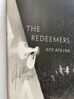 THE REDEEMERS. by Atkins, Ace
