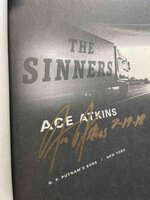 THE SINNERS. by Atkins, Ace