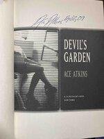 DEVIL'S GARDEN. by Atkins, Ace