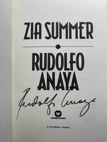ZIA SUMMER. by Anaya, Rudolfo