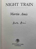 NIGHT TRAIN. by Amis, Martin.