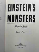 EINSTEIN'S MONSTERS. by Amis, Martin.