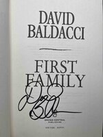 FIRST FAMILY. by Baldacci, David.