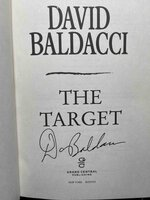 THE TARGET. by Baldacci, David.