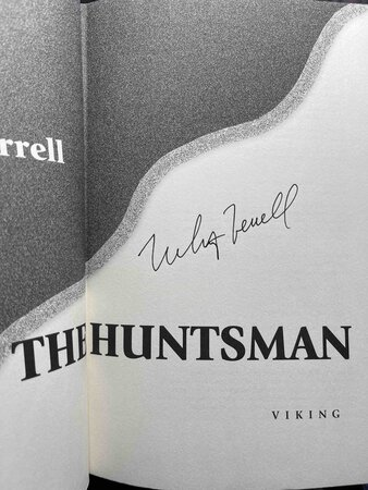 THE HUNTSMAN. by Terrell, Whitney.