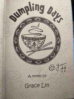 DUMPLING DAYS. by Lin, Grace.