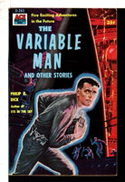 THE VARIABLE MAN and Other Stories. by Dick, Philip K.