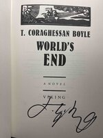 WORLD'S END. by Boyle, T. C.