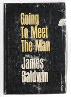 GOING TO MEET THE MAN. by Baldwin, James.
