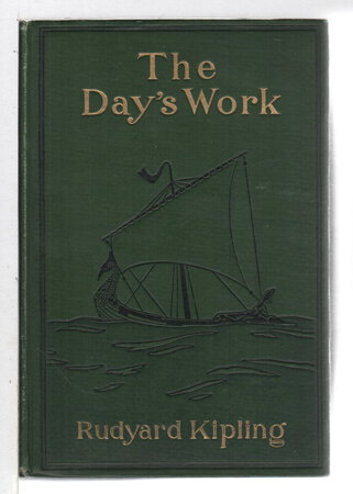 THE DAY'S WORK. by Kipling, Rudyard.