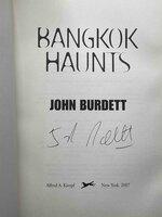 BANGKOK HAUNTS. by Burdett, John.