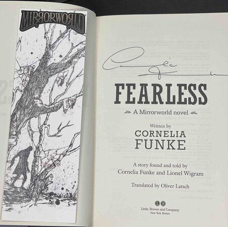 FEARLESS: A Mirrorworld Novel. by Funke, Cornelia.