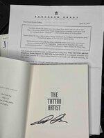 THE TATTOO ARTIST. by Ciment, Jill.
