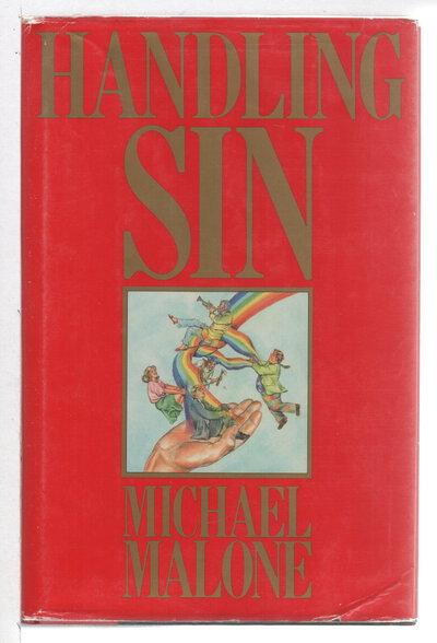 HANDLING SIN. by Malone, Michael.