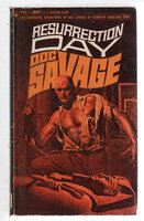 RESURRECTION DAY: A Doc Savage Adventure, #36. by Robeson, Kenneth.