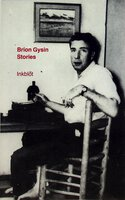 STORIES. by Gysin, Brion. edited by Theo Green.