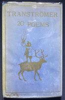 TWENTY POEMS / 20 POEMS. by Transtromer, Tomas, translated by Robert Bly.