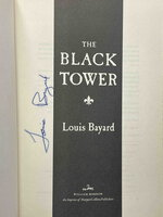 THE BLACK TOWER. by Bayard, Louis.