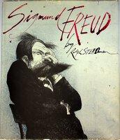 SIGMUND FREUD. by Steadman, Ralph.
