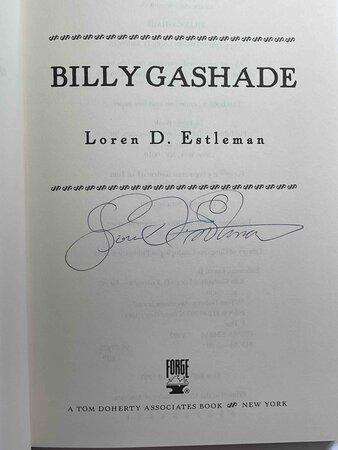 BILLY GASHADE. by Estleman, Loren D.