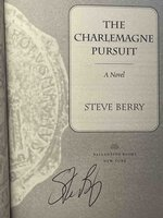 THE CHARLEMAGNE PURSUIT. by Berry, Steve.
